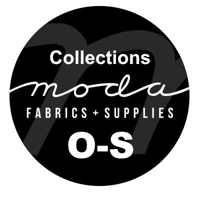 Moda Fabric Collections O-S