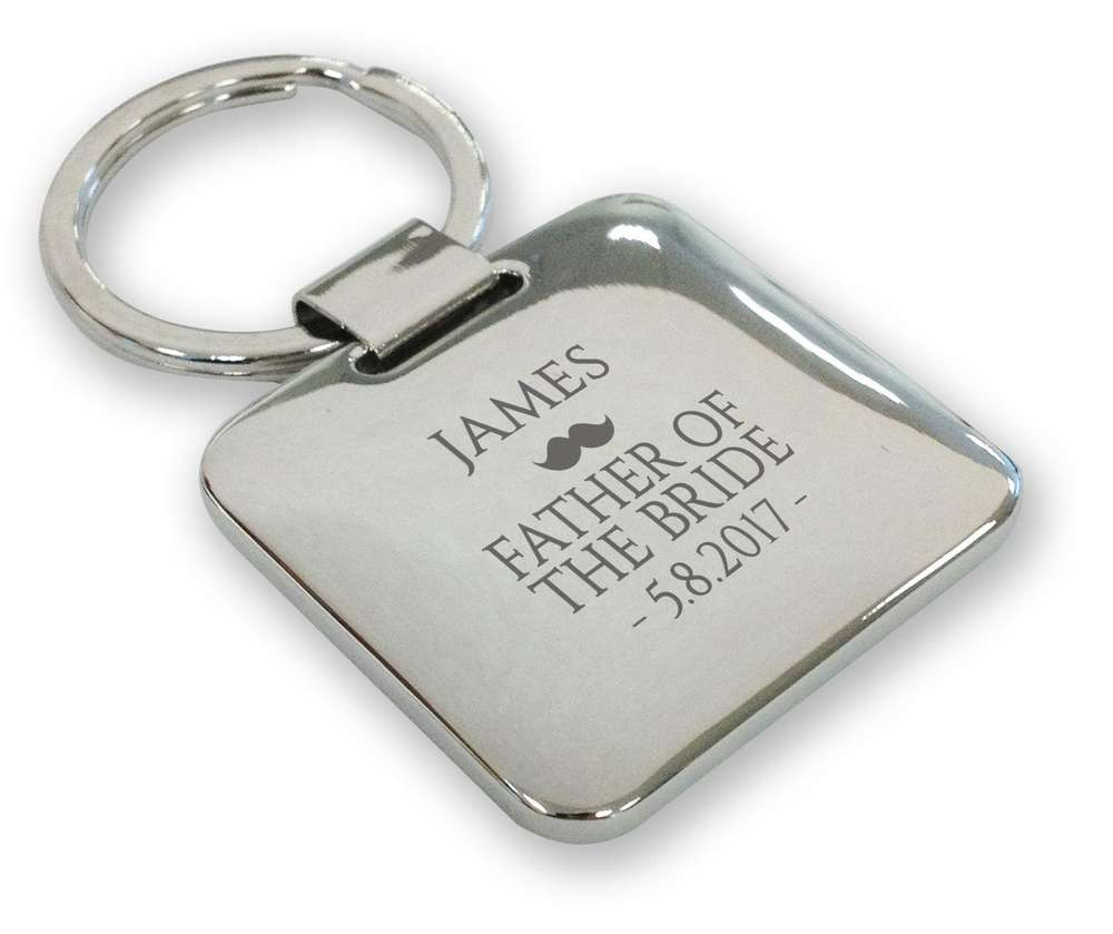 Wedding Witness Gifts: Engraved WITNESS Money Clip Gift, Wedding Thank You