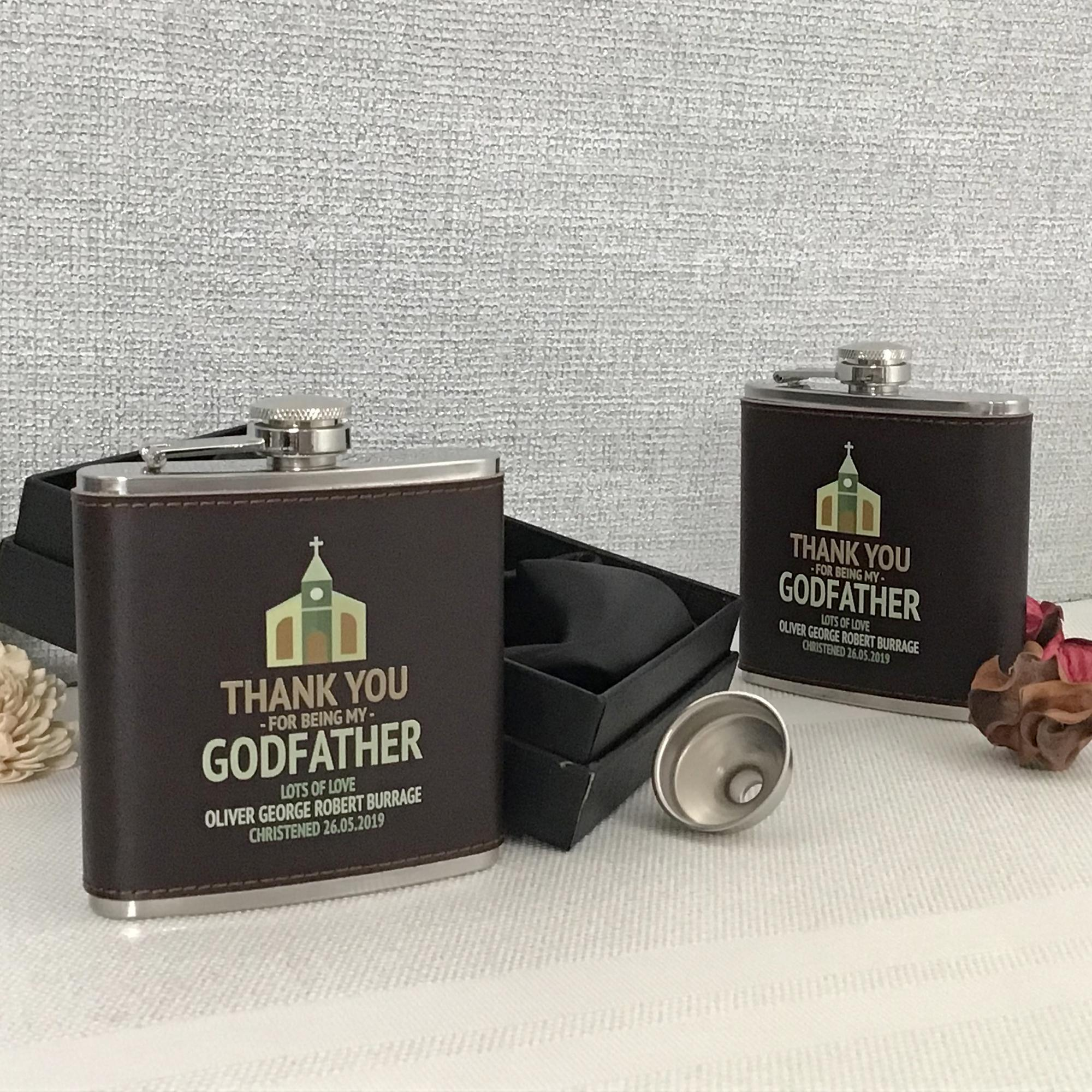 Personalised Godfather Gifts