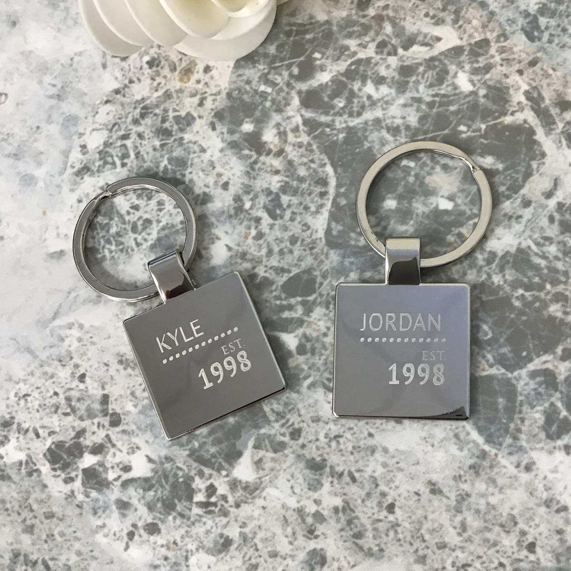 Engraved Birthday Gifts