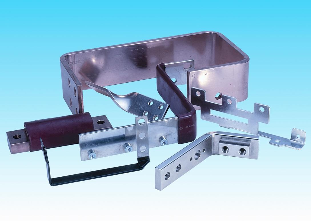 Busbars for electrical applications