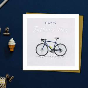 Happy Father's Day Cycle Front Image