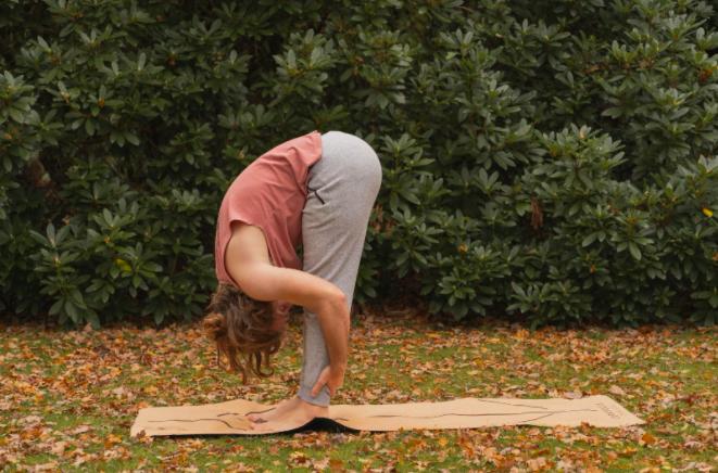 Eco friendly Best UK Yoga Cork Mat