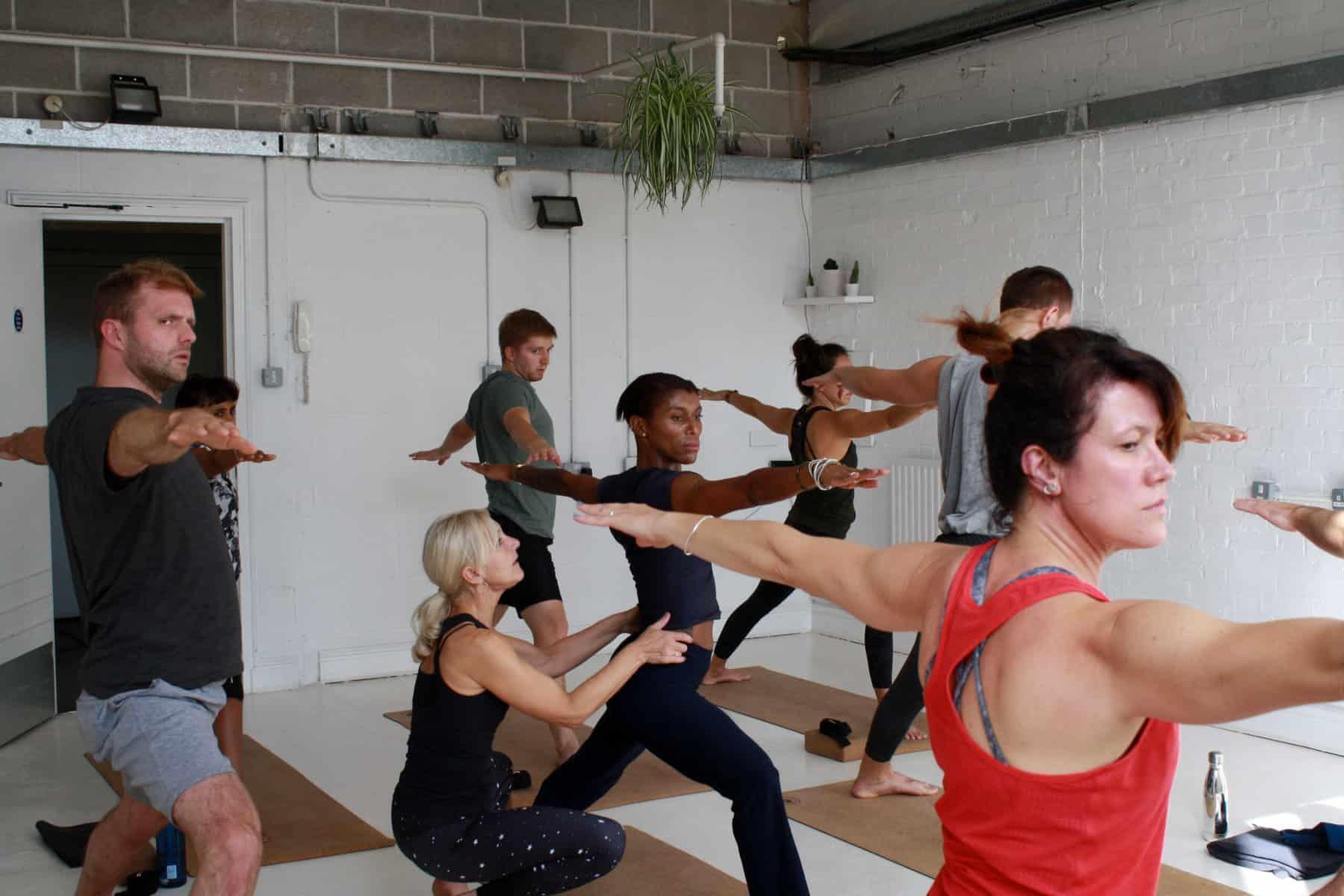 Yoga studio practice best mats