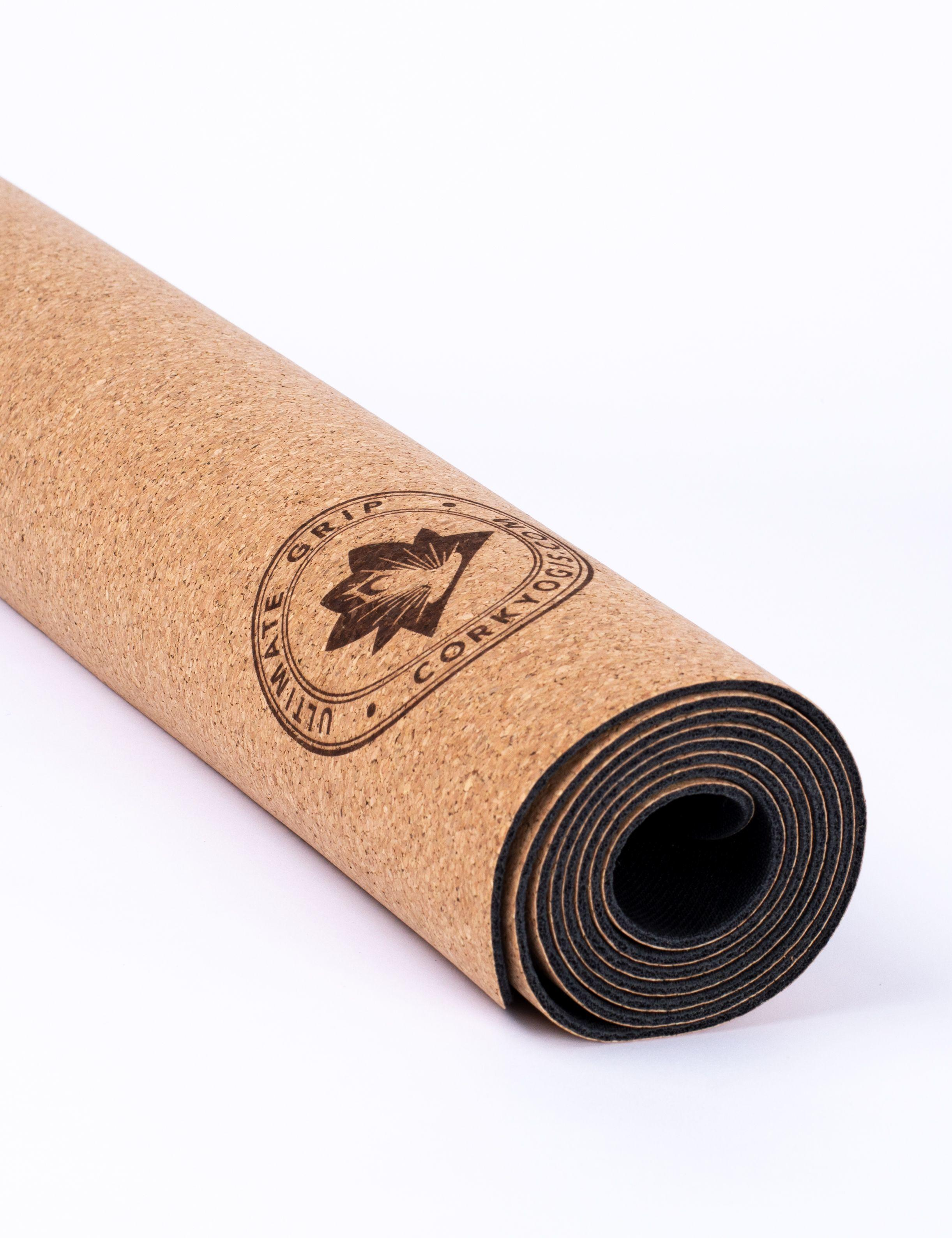 Best cork yoga mat vegan