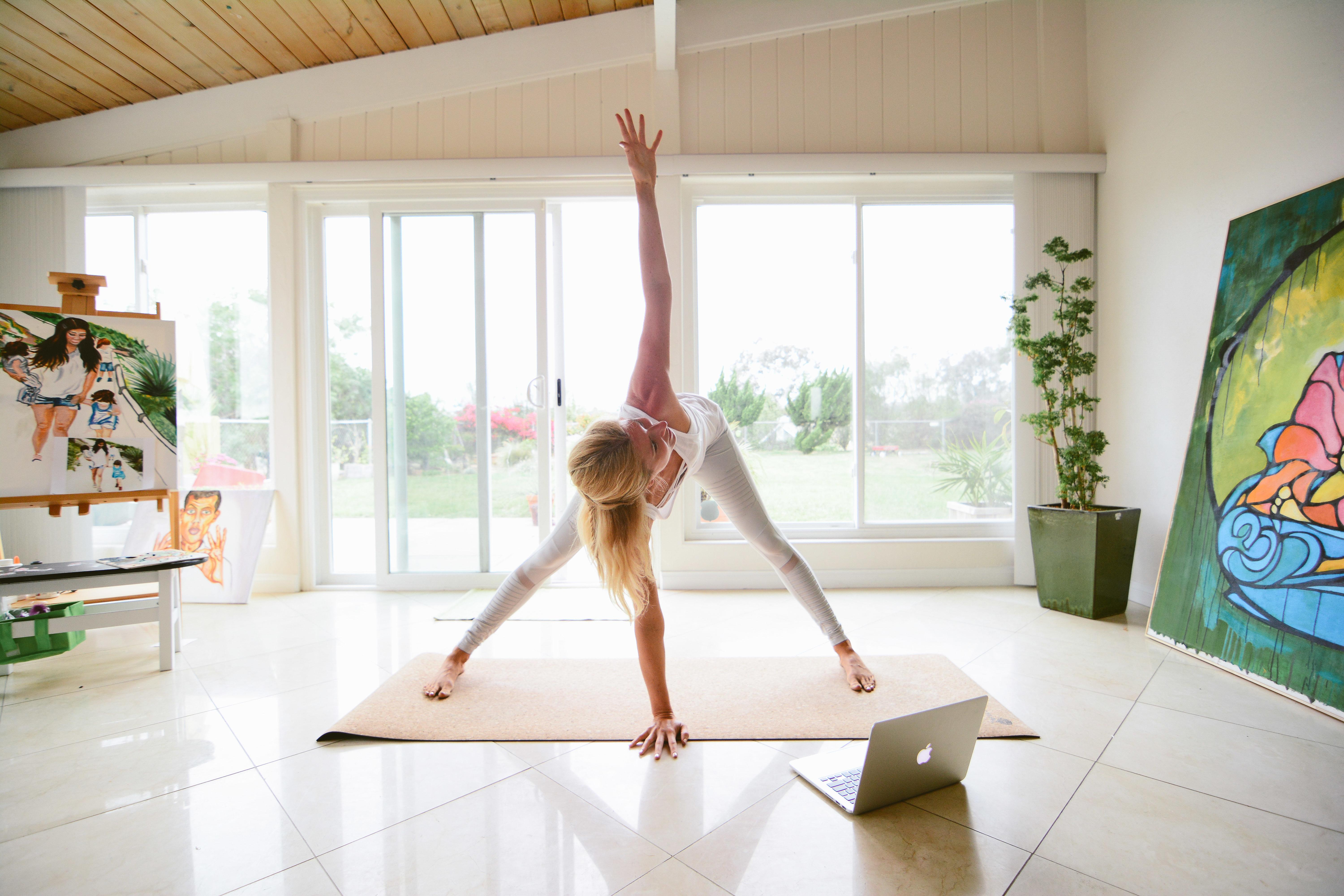 best online home yoga