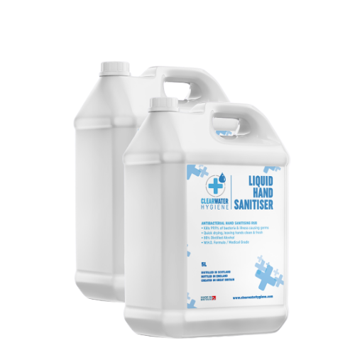 Managed Service (12 Month Subscription): 2 x 5 Litres per month