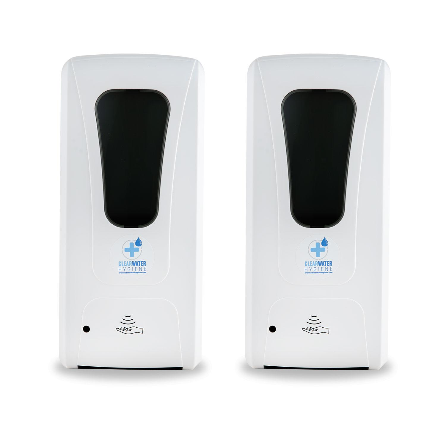 Motion Sensor Hand Sanitiser Wall Dispenser