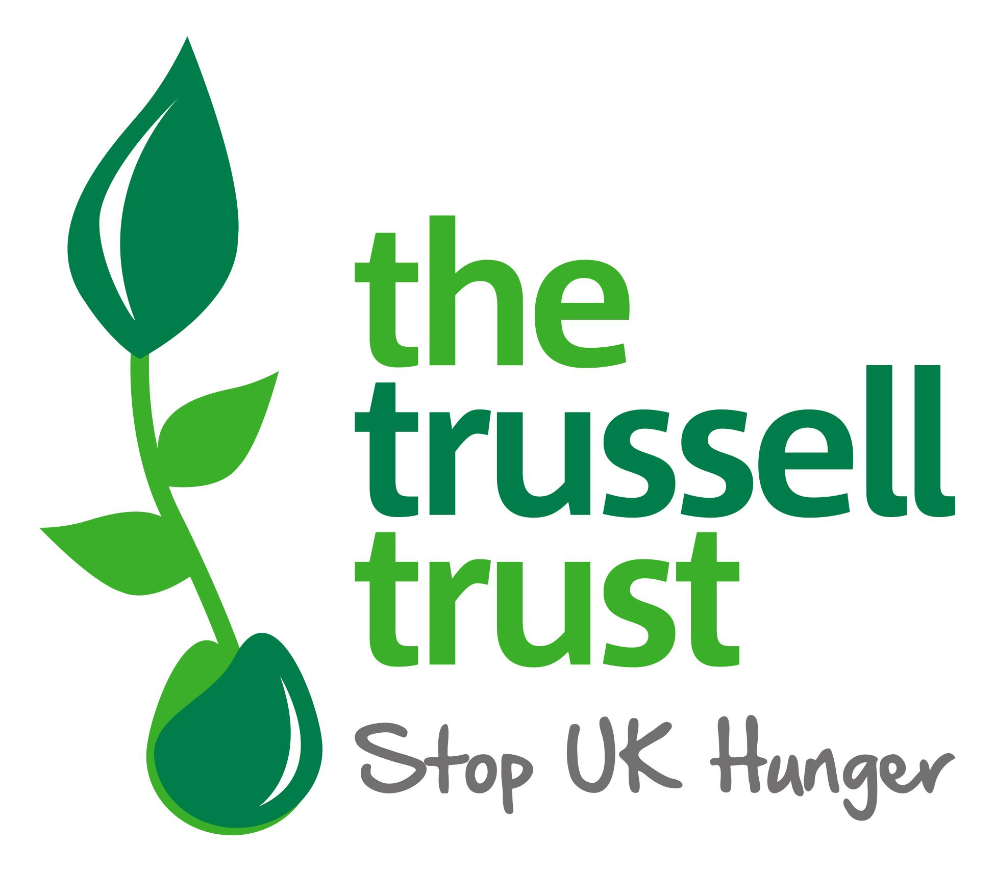 Help us donate to the Trussell Trust
