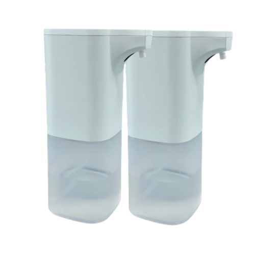 twin pack Table-Top Motion Sensor Hand Sanitiser Dispenser