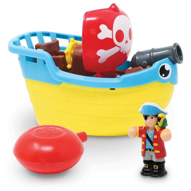 Pip the Pirate ship toy set.