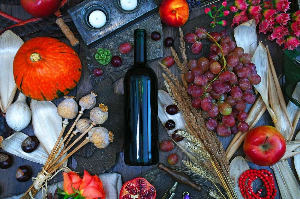 Warm up this Halloween with our delicious range of Reds