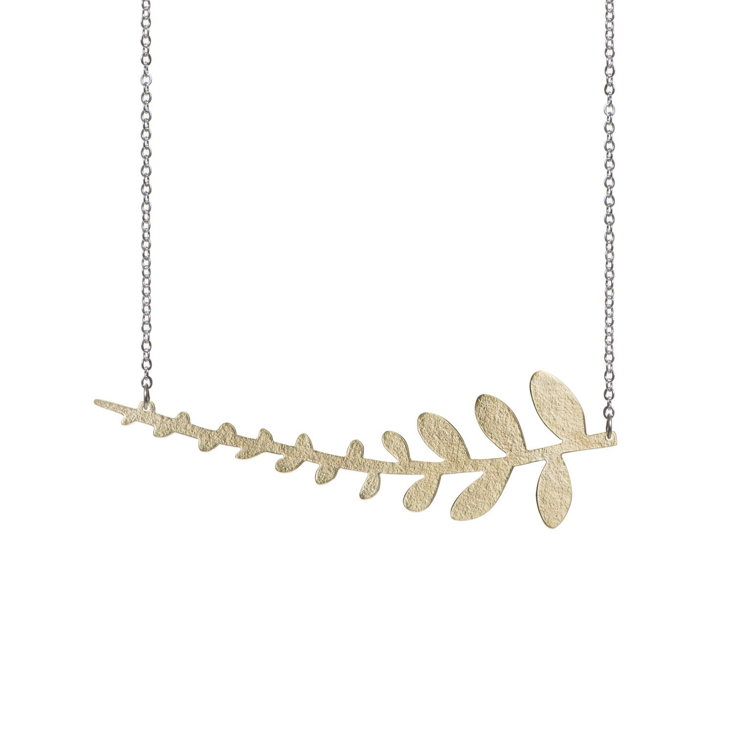 Coralie Fern Necklace