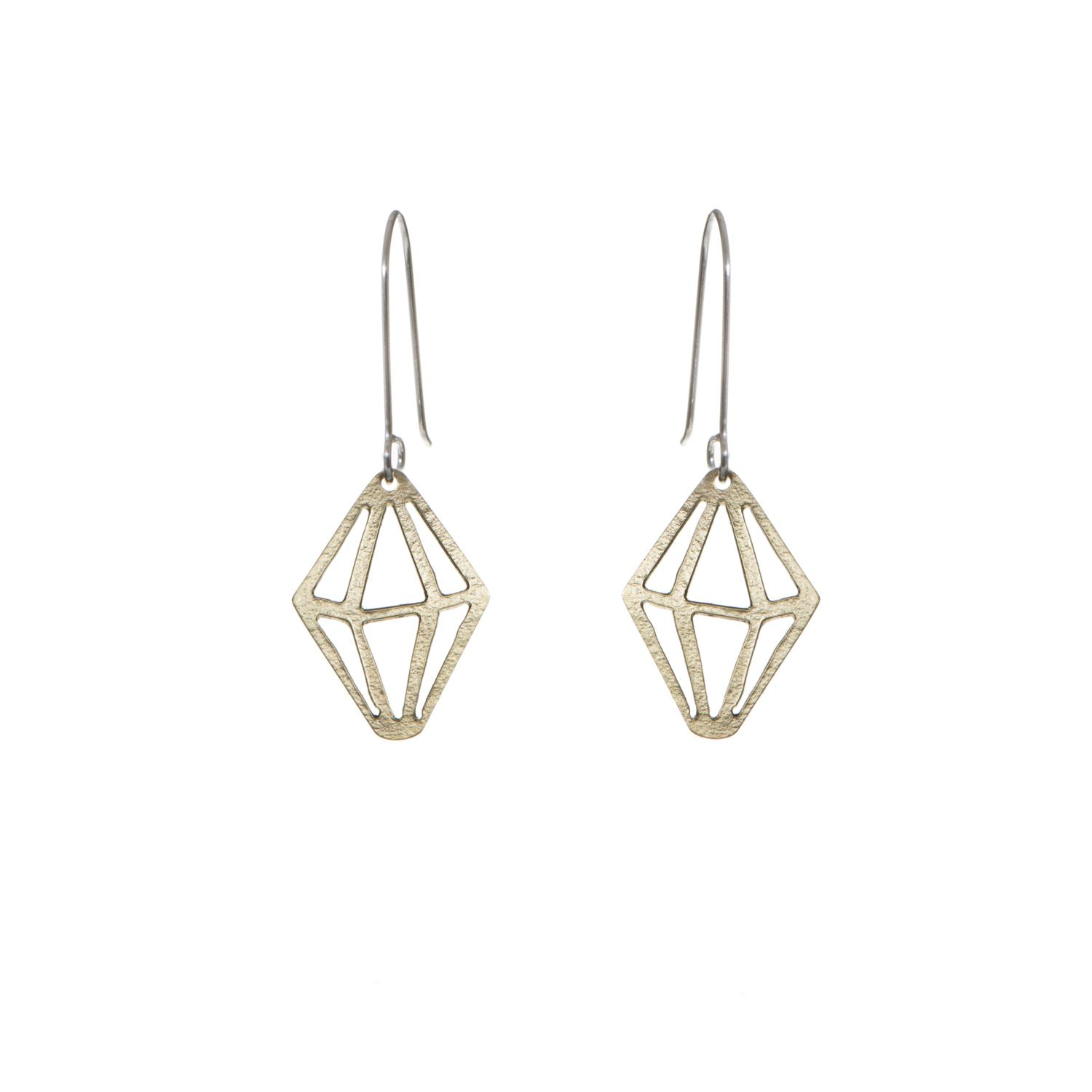 Coralie Crystal Earrings