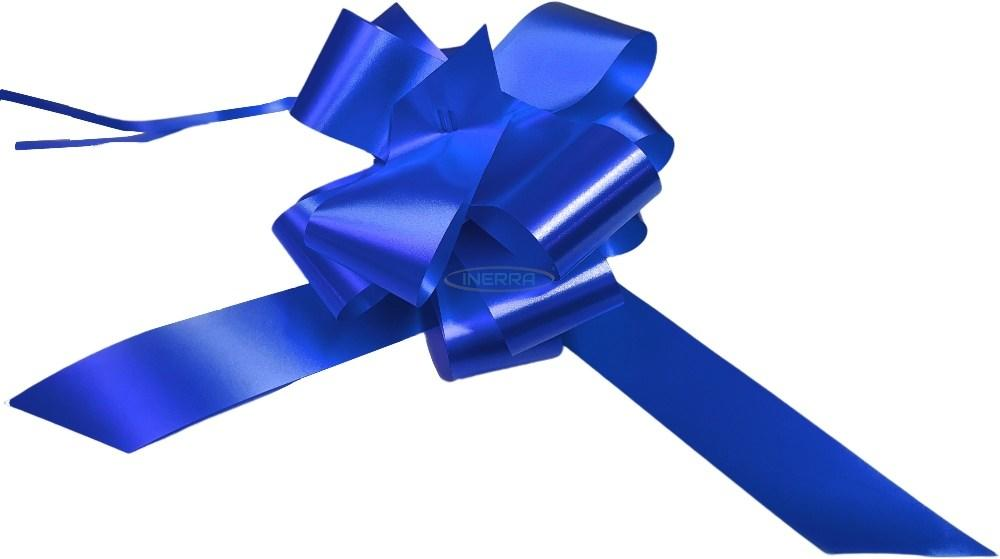 royal blue  wedding bows gift hamper