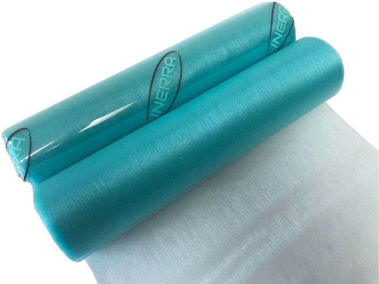 turquoiseorganza fabric roll sheer wedding chair dressing sash bow