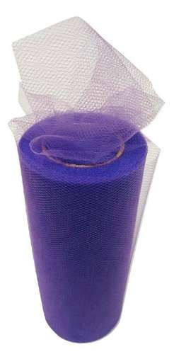 lilac tulle netting wedding fabric