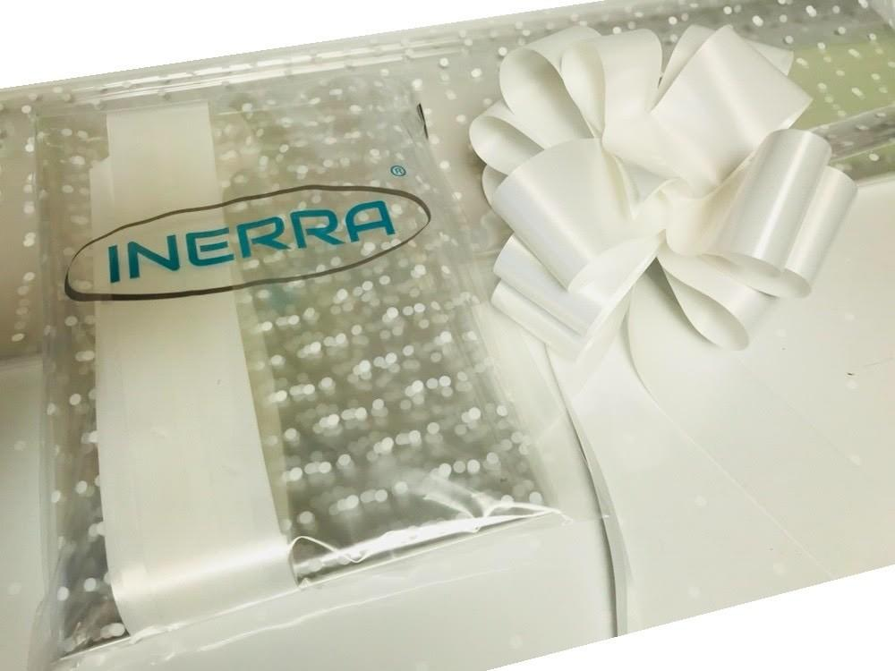 white hamper wrapping kit