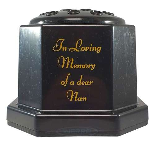 nan flower vase grave pot