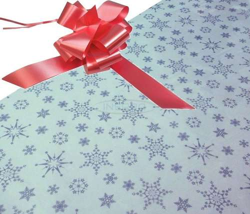 baby pink christmas hamper wrapping kit cellophane and bow