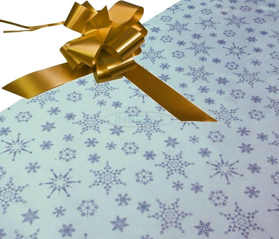copper hamper wrapping kit cellophane bow christmas