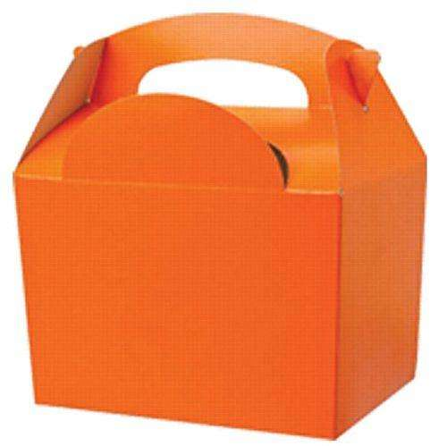 party boxes orange