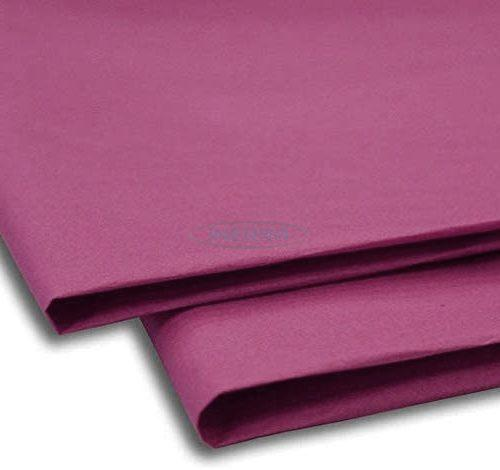 burgundy  tissue paper sheets christmas