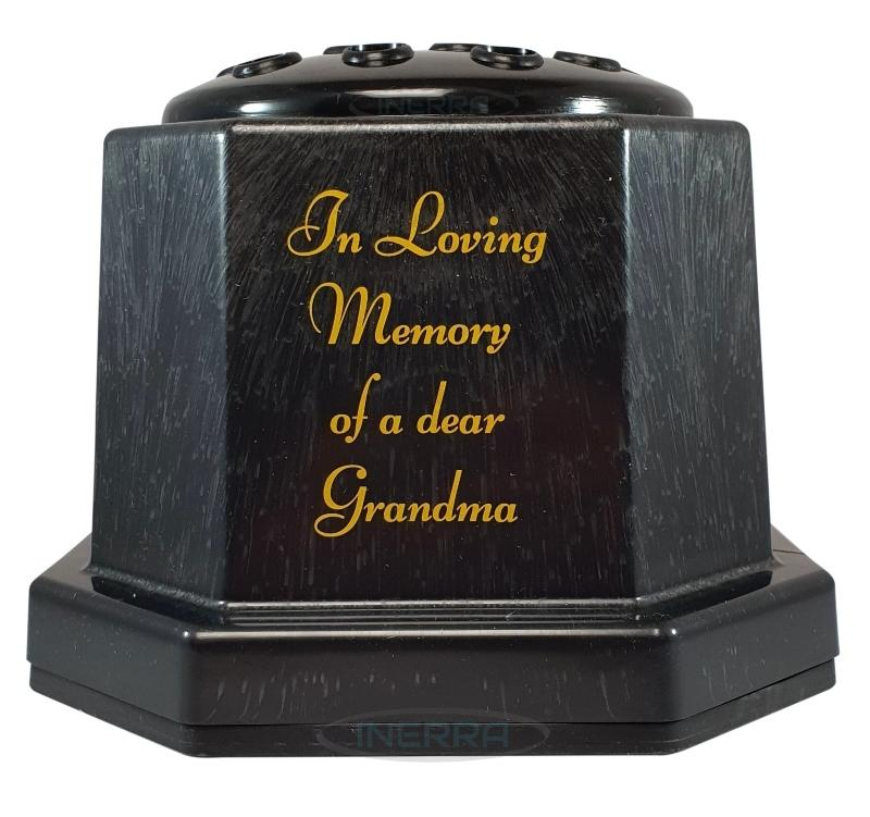 memorial pot grandma flower vase