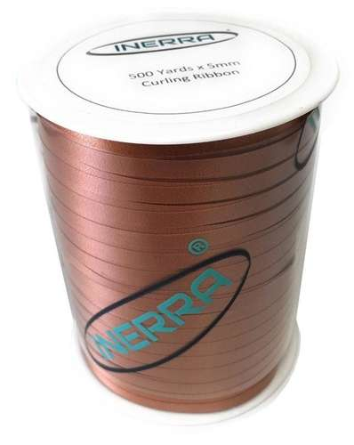 copper balloon string curling ribbon
