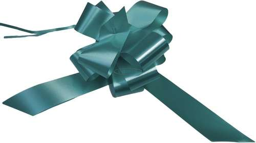 turquoise  wedding bows gift hamper