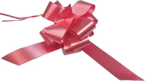 baby pink gift hamper bows