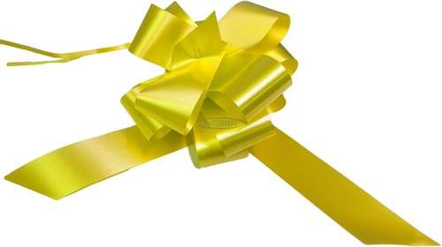 yellow wedding bows gift hamper
