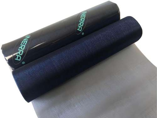 navy blue organza fabric roll sheer wedding chair dressing sash bow