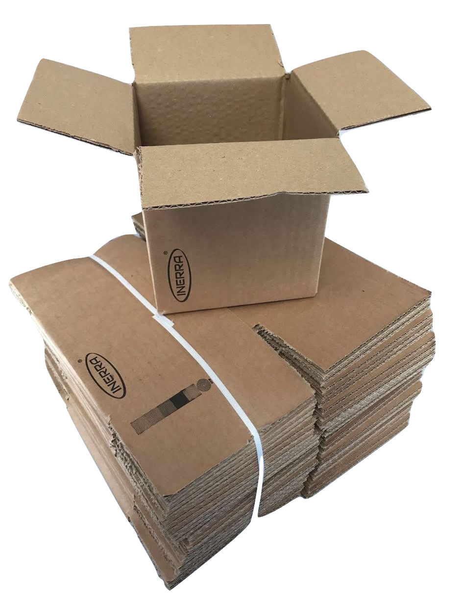 6 x 6 x 6 inch cube packaging boxes
