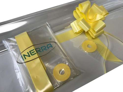 lemon hamper wrapping kit