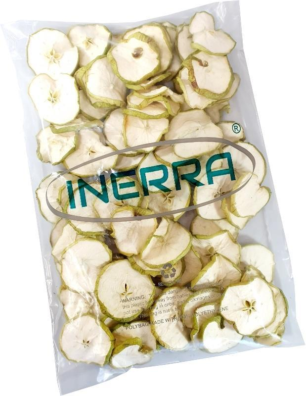 green apple slices dried fruit christmas