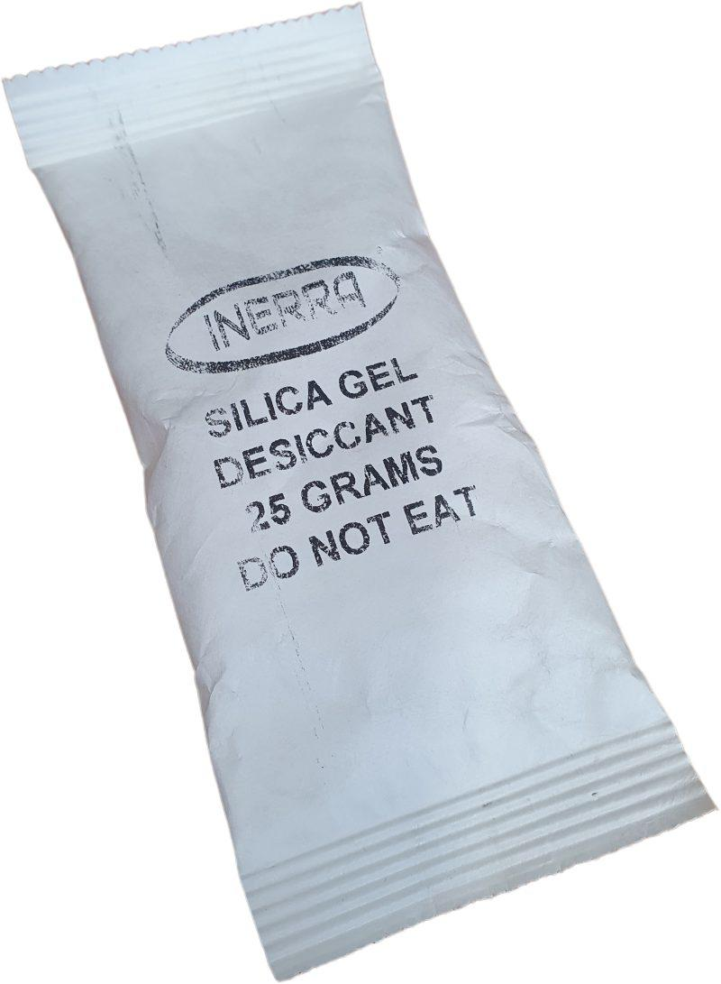 silica gel sachets packets