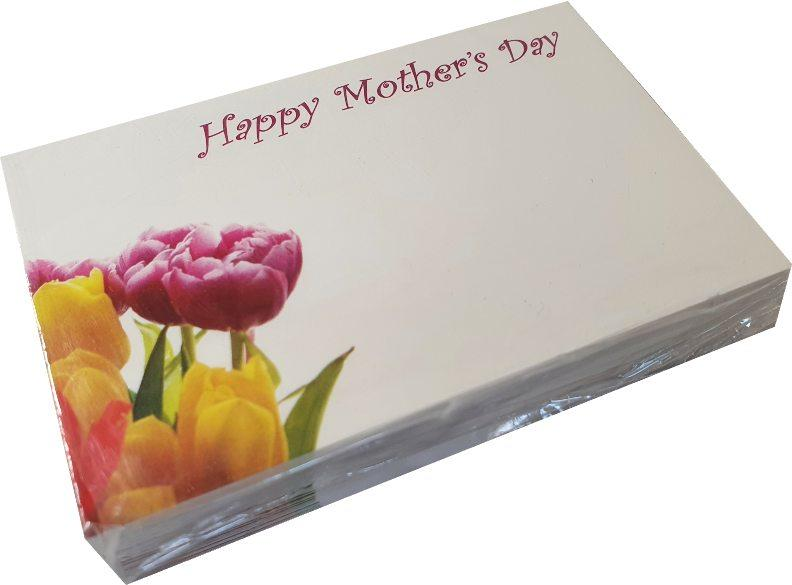 mother day florist flower message cards bouquet small