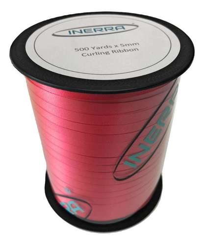 red balloon string curling ribbon