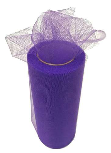 purple tulle netting net veil fabric