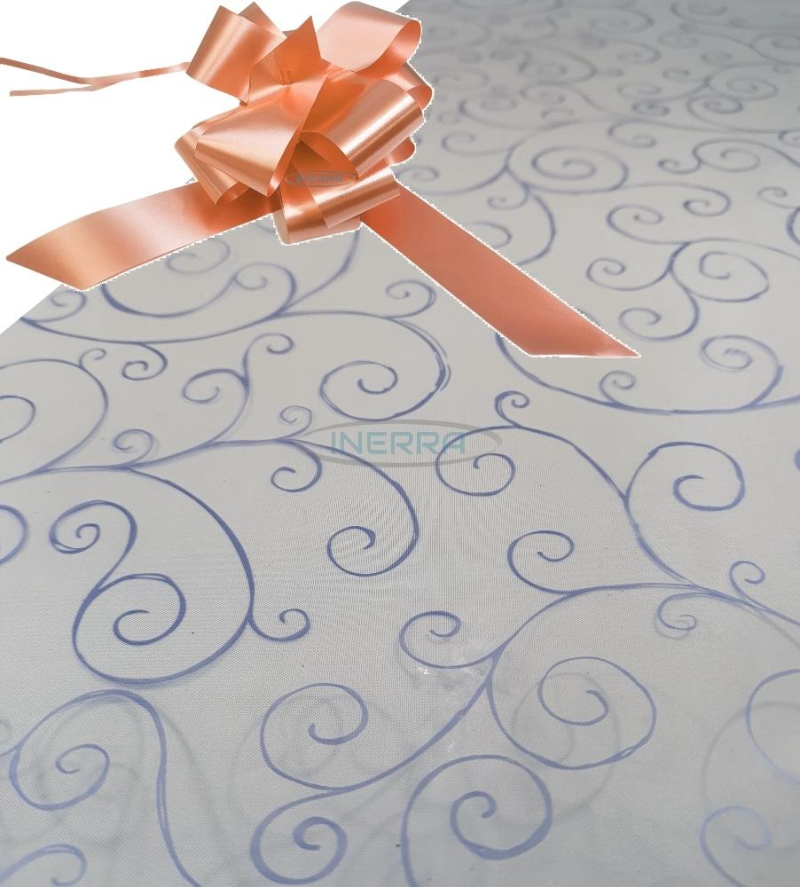 champagne hamper wrapping kit cellophane wrap bow