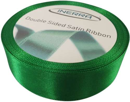 emerald green 25mm ribbon