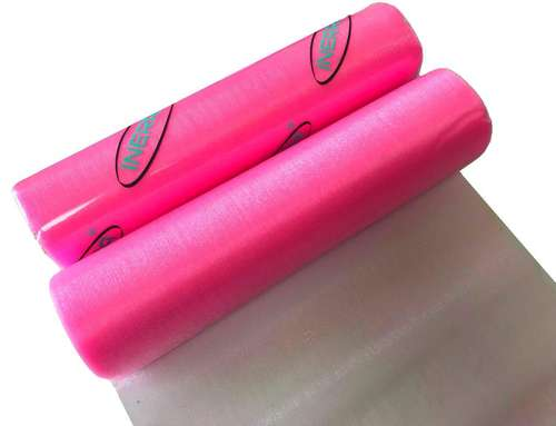 hot pink organza fabric roll sheer wedding chair dressing sash bow
