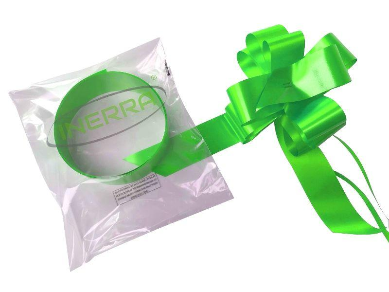 lime green wedding car decoration kit ribbon bows for