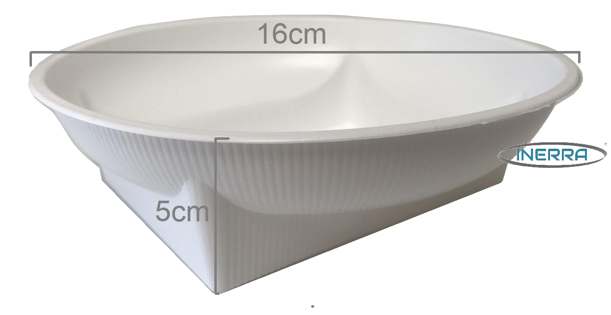 square round bowl for foam