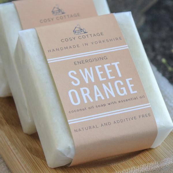 Soap -Sweet Orange 55g