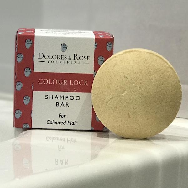Shampoo Bar - Colour Lock