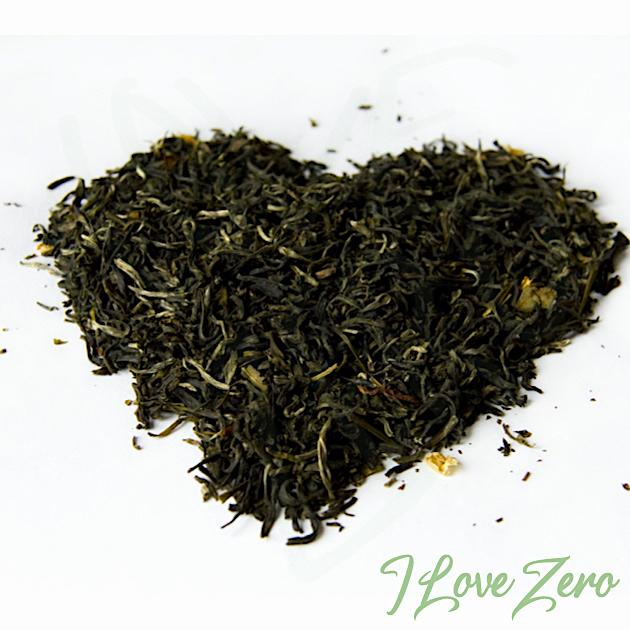 Green Jasmine Tea Leaves