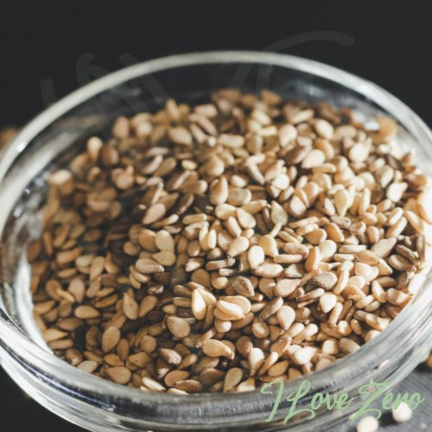 Organic Sesame Seeds - Whole Brown