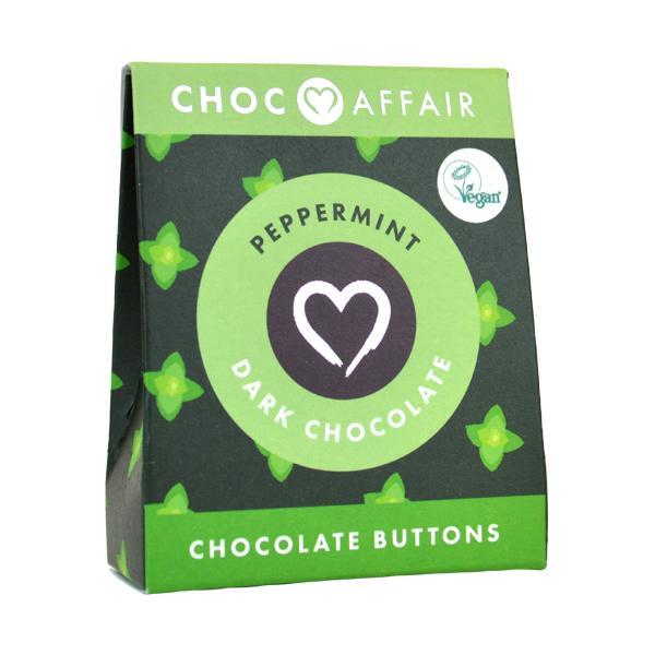 Chocolate Buttons - Peppermint